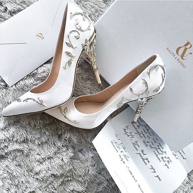 8c3441a1f3e When Shoes Become A Necessity  Ralph   Russo. - Yellow Urban